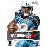 Madden NFL 08 /Wii, Electronic Arts
