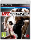 UFC Personal Trainer INCL BELT (Move) /PS3, Thq
