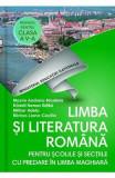Limba romana - Clasa 5 - Manual (Limba maghiara) + CD - Maxim Andreia-Nicoleta