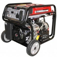 Generator monofazat benzina Senci SC-10000E, 8.5kW, AVR, demaraj electric