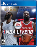 NBA Live 18: The One Edition /PS4, Electronic Arts