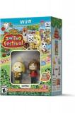 Animal Crossing: Amiibo Festival + 2 Amiibos & 3 Amiibo Cards /Wii-U, Nintendo
