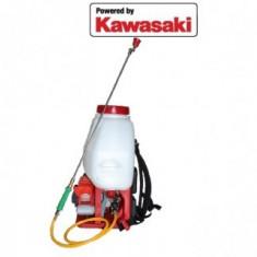Motopulverizator profesional Kawasaki PVCX TJ027E1, 20 L, putere 1.6CP