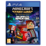 Minecraft Story Mode: The Complete Adventure /PS4