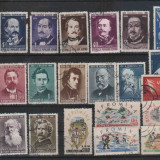 1960,Romania- Stampilate,Lot serii complete, Stampilat