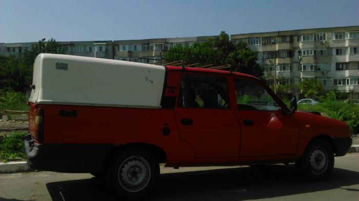 Dacia autoutiliatară