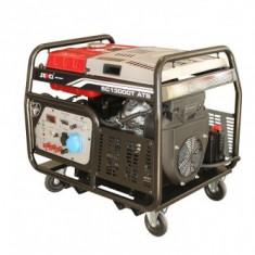 Generator trifazat 12kW cu automatizare, Senci SC-13000 ATS
