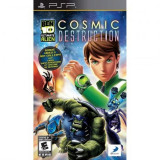 Ben 10: Ultimate Alien - Cosmic Destruction /PSP #