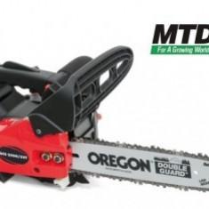 Motofierastrau 1.22CP, 30cm, sina si lant Oregon, MTD GCS 2500/25T
