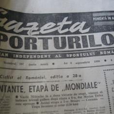 Ziarul Sportul (6 septembrie 1990)