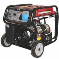 Generator monofazat benzina Senci SC-8000E, 7kW, AVR, demaraj electric