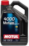 Ulei motor Motul 4000 Motion 10W30 5L 4000 MOTION 10W30 5L