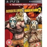 Borderlands 1 and 2 Collection /PS3, 2K Games