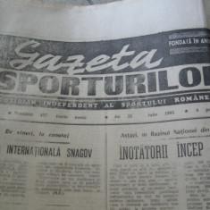 Ziarul Sportul (25 iulie 1990)