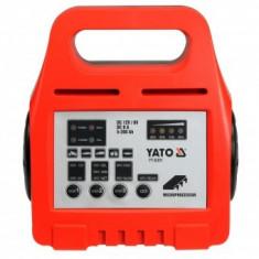 Redresor auto 6/12V, 8A, 5-200Ah, Yato YT-8301
