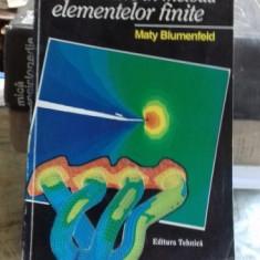 INTRODUCERE IN METODA ELEMENTELOR FINITE - MATY BLUMENFELD