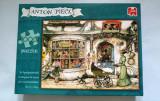 Puzzle 1000 piese pictura Anton Pieck, JUMBO, aproape nou