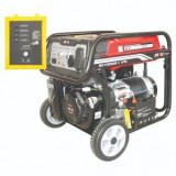 Generator SC-10000E-ATS, Putere max. 8.5 kw, 230V, AVR, motor benzina, demaraj electric