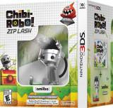 Chibi Robo!: Zip Lash + Amiibo bundle /3DS*, Nintendo