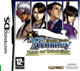 Phoenix Wright: Ace Attorney - Trials and Tribulations (#) /NDS, Capcom