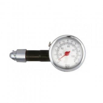 Manometru analogic masurare presiune pneuri, Home 4Cars 0.5-7.5 Bar foto