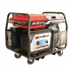 Generator trifazic 12kW, AVR, Senci SC-13000 TEQ