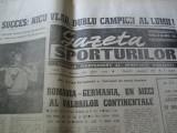 Ziarul Sportul (20 noiembrie 1990)