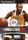 NBA Live 08 /PS2