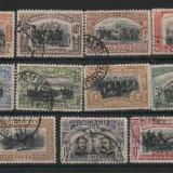 1906,Romania,LP 62- Carol I,40 ani de domnie-Stampilate, Stampilat