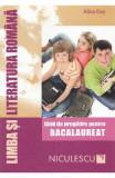 Romana. Ghid de pregatire pentru bacalaureat - Alina Ene