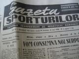 Ziarul Sportul (12 mai 1990)