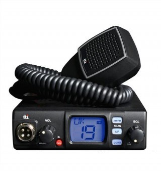 STATIE RADIO CB TCB-560 12/24V TTI, URZ0810