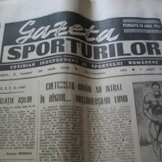 Ziarul Sportul (1 noiembrie 1990)