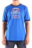 Tricou barbati Paul&shark 100889 blue, L