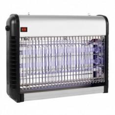 Capcana electrica pentru insecte, 2x8W, metalic, Home IKM 50