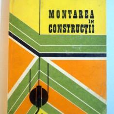 MONTAREA IN CONSTRUCTII DE MIRCEA RUSU , 1983