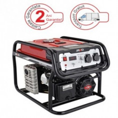Generator de curent monofazat 3.1kW, Senci SC-3250