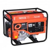 Generator benzina monofazat 3.2kW, Yato YT-85434