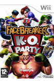 Facebreaker K.O Party /Wii, Electronic Arts