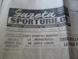 Ziarul Sportul (5 septembrie 1990)