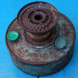 ARZATOR VECHI PE GAZ LAMPANT / PETROL - ROMANESC - FACUT DIN TABLA LA ORADEA