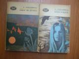Vasile Voiculescu Capul de zimbru iubire magica 2 volume 1972