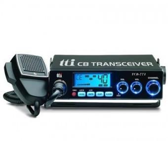 STATIE RADIO CB TCB-771 12/24V ASQ AM/FM, URZ0763 foto