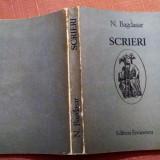 Scrieri  - N. Bagdasar, Alta editura