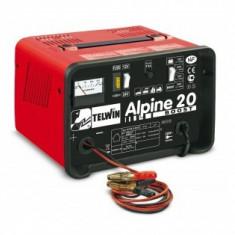 Incarcator baterii, 12-24V, TELWIN ALPINE 20 BOOST