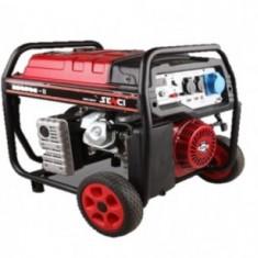 Generator de curent trifazat 8.5kW, Senci SC-10000TE