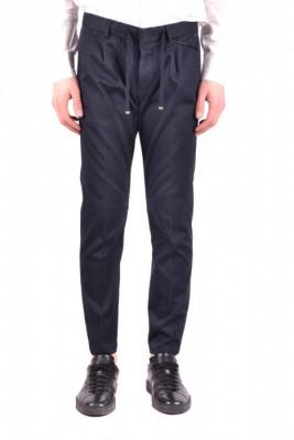 Pantaloni barbati Paolo Pecora 102194 blue foto