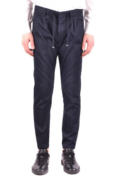 Pantaloni barbati Paolo Pecora 102194 blue foto mare
