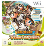 Family Trainer: Treasure Adventure Standalone Game /Wii