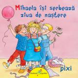 Mihaela isi serbeaza ziua de nastere   Liane Schneider